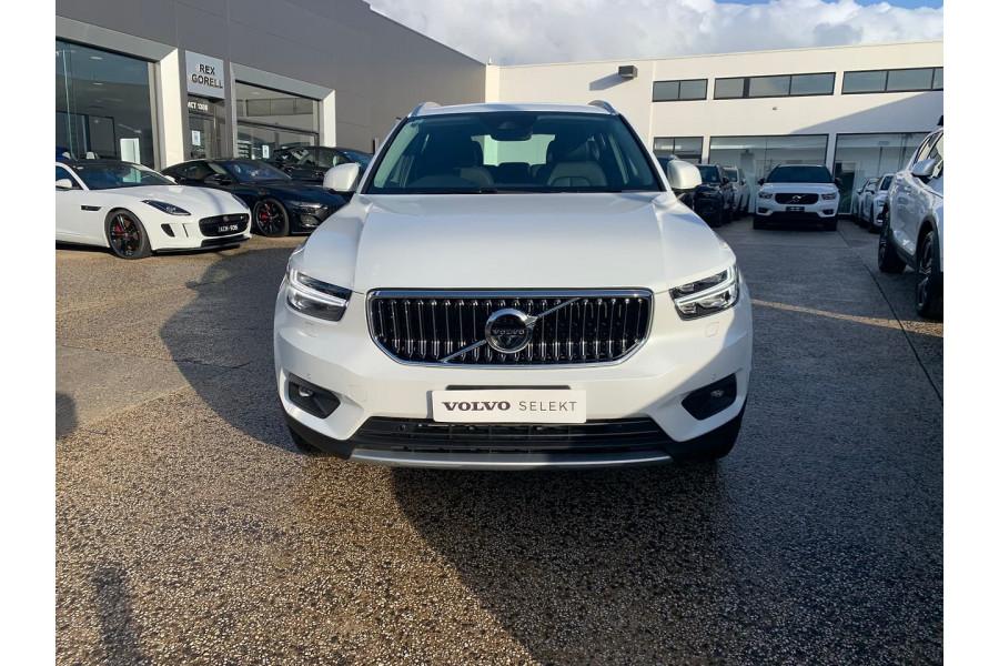 2018 Volvo Xc40 (No Series) MY19 T4 Inscription Suv