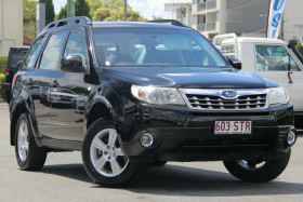 Subaru Forester X AWD Luxury Edition S3 MY12