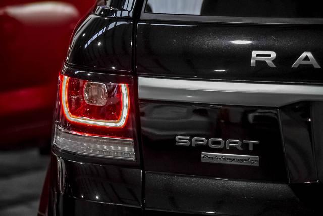 2016 Land Rover Range Rover Sport L494 MY16.5 SDV6 Autobiography Suv Image 19
