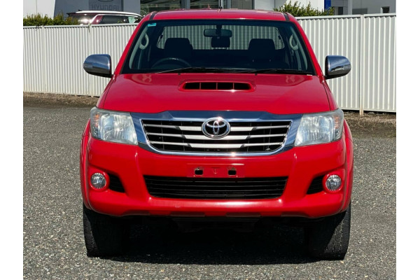 2013 MY12 Toyota Hilux GGN25R MY12 SR5 (4x4) Dual cab pick-up Image 2