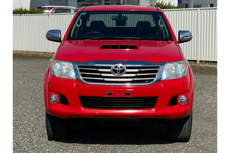 2013 MY12 Toyota Hilux GGN25R MY12 SR5 (4x4) Dual cab pick-up