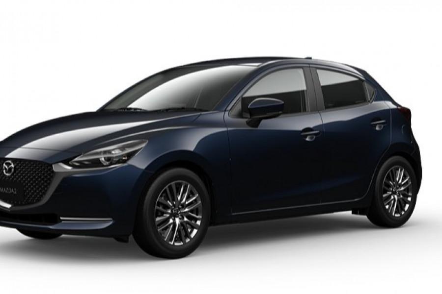 2020 Mazda 2 G15 Evolve
