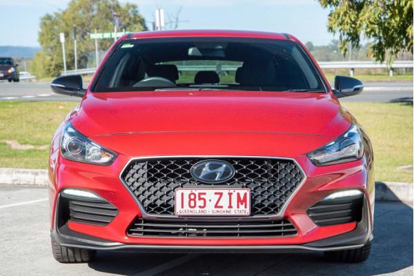 2019 Hyundai I30 PD.3 MY20 N Line Hatchback Image 3
