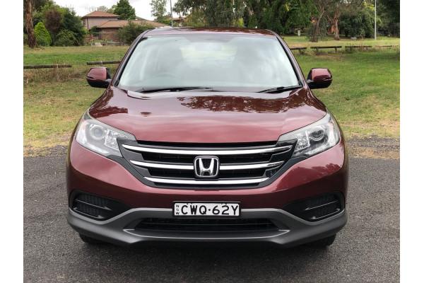 2014 MY15 Honda CR-V RM VTi Suv Image 3