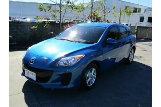 2013 Mazda 3 BL10F2 MY13 Neo Activematic Hatchback Image 3