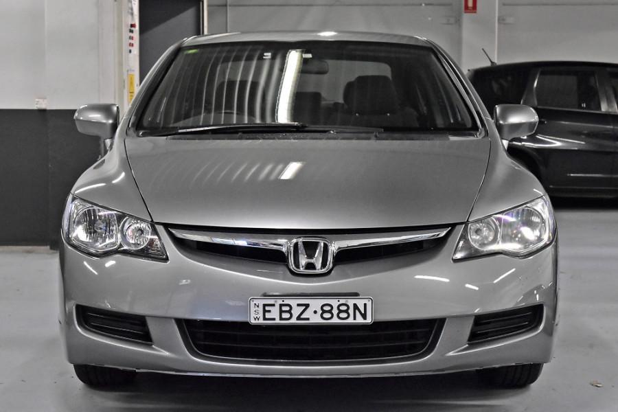 2006 Honda Civic VTi-L