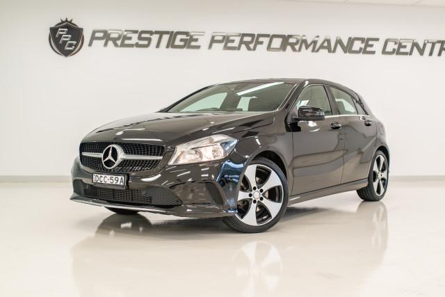 2015 MY06 Mercedes-Benz A-class W176  A200 Hatchback Image 1