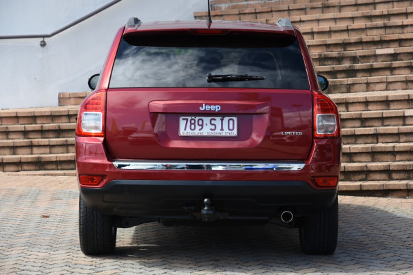 2012 Jeep Compass MK MY12 Limited Suv Image 4