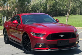 Ford Mustang Fastback GT 5.0 V8 FM MY17