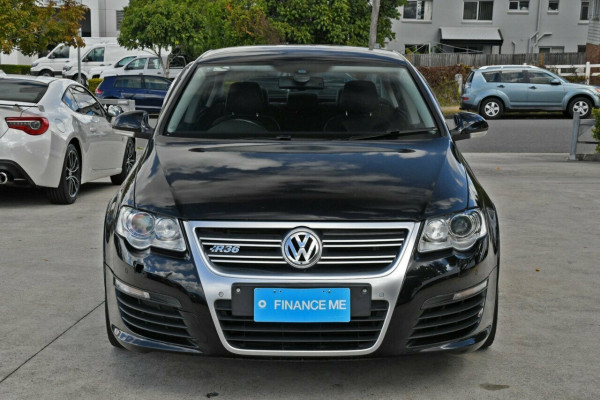2009 Volkswagen Passat Type 3C MY09 R36 DSG 4MOTION Sedan