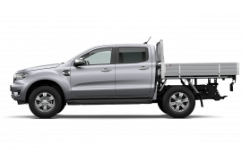 2020 MY21.25 Ford Ranger PX MkIII XLT Double Cab Chassis Cab chassis Image 5