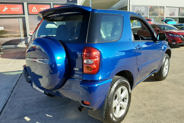 2005 Toyota RAV4 Hardtop Image 4