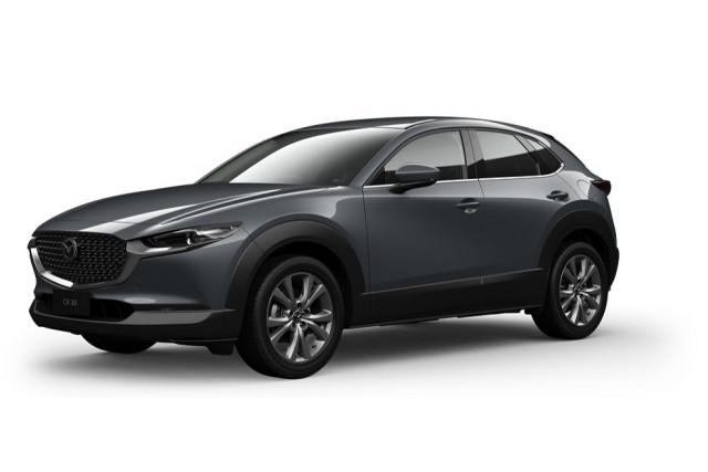 2020 Mazda CX-30 DM Series G20 Touring Wagon