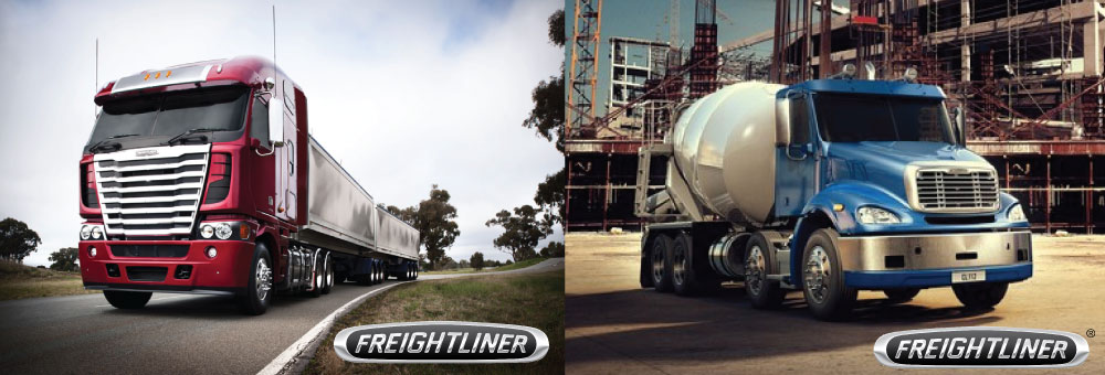 2 GREAT OFFERS ON FREIGHTLINER HEAVY TRUCKS