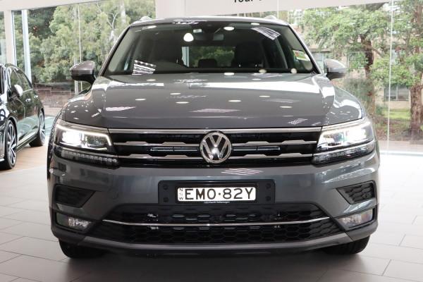 2020 MY21 Volkswagen Tiguan 5N 162TSI Highline Allspace Suv