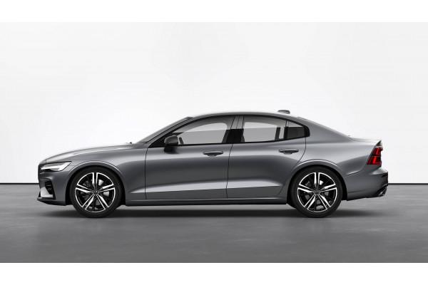 2021 Volvo S60 Z Series T5 R-Design Sedan Image 2