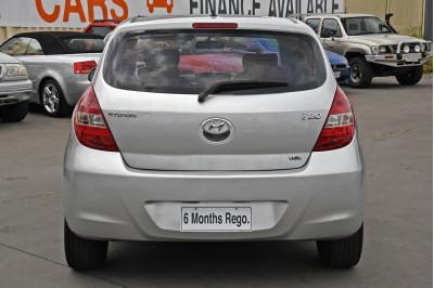 2011 Hyundai I20 PB MY11 Premium Hatchback Image 4