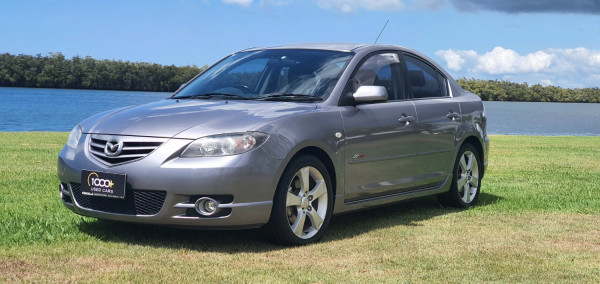 2004 Mazda 3 BK1031 SP23 Sedan Image 2