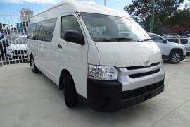 Toyota HiAce Commuter Bus KDH