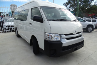 Toyota HiAce Commuter Bus KDH
