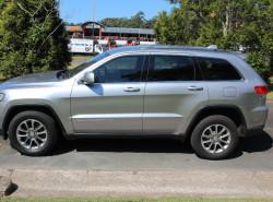 2013 MY14 Jeep Grand Cherokee WK Laredo Wagon