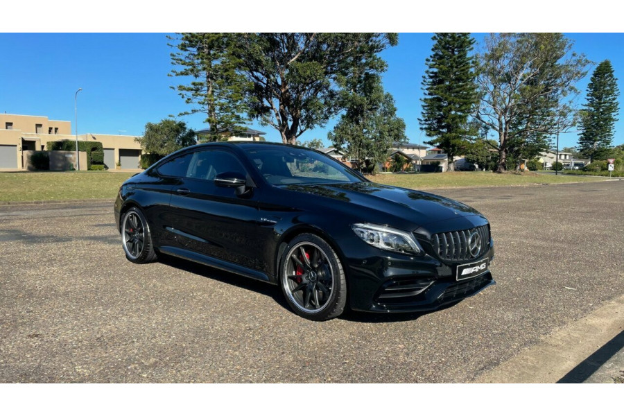 2021 MY01 Mercedes-Benz Mb Cclass C205  C63 AMG C63 AMG - S Coupe