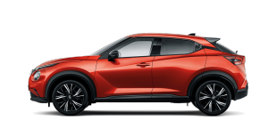 New Nissan JUKE