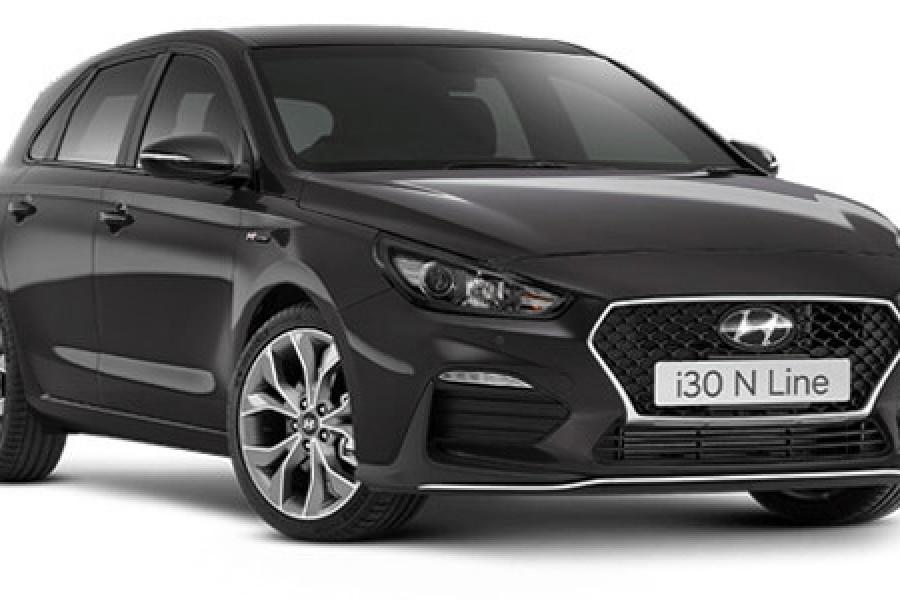 2019 Hyundai i30 PD.3 N Line Hatchback Image 1