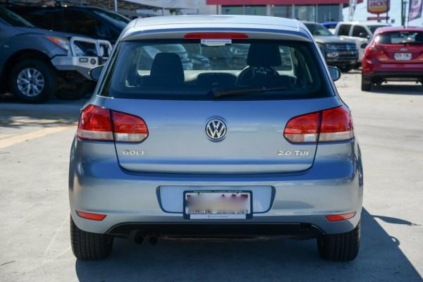 2009 Volkswagen Golf VI 103TDI DSG Comfortline Hatchback Image 3