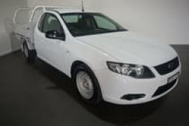 2009 Ford Falcon Ute FG Utility extende