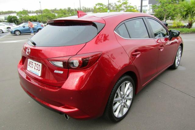 2018 Mazda 3 BN5436 SP25 SKYACTIV-MT GT Hatchback Image 2
