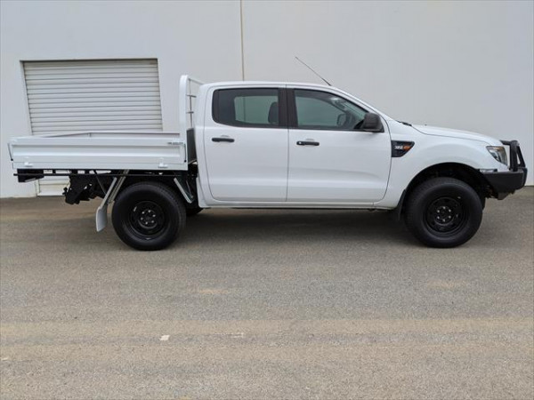 2014 Ford Ranger PX XL Cab chassis - dual cab Image 5
