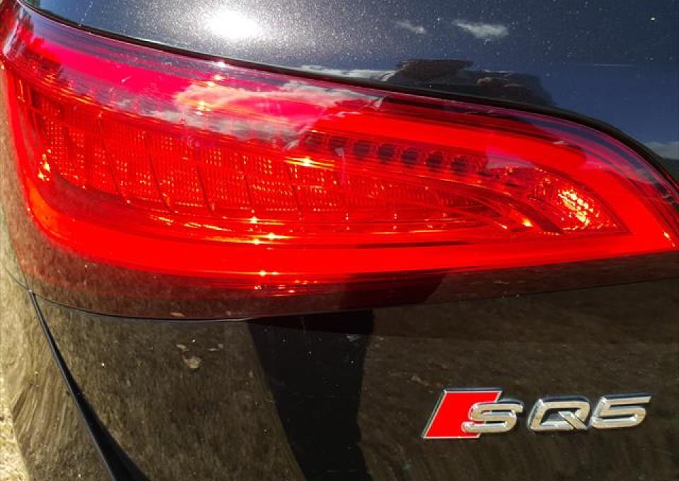 2013 Audi Sq5 8R  TDI Wagon