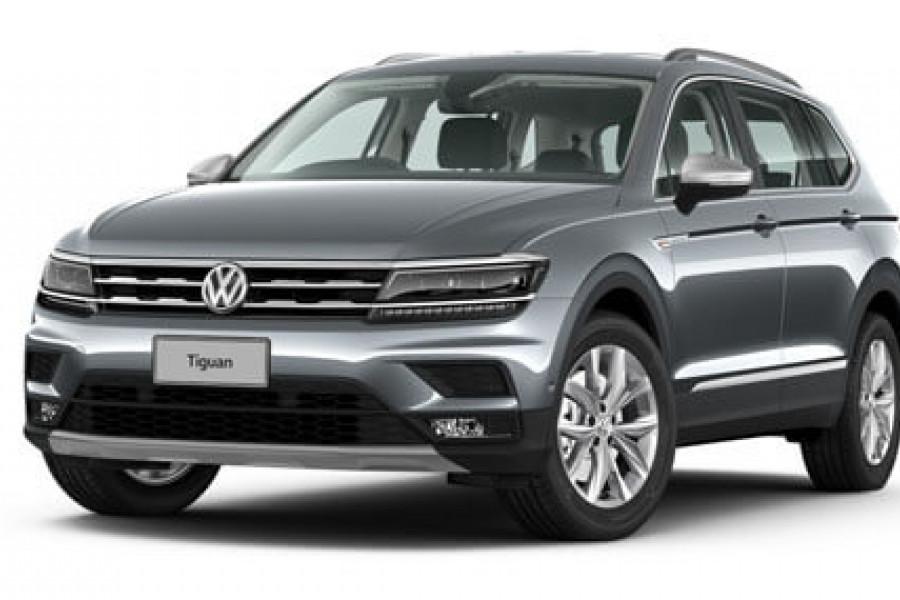 2018 MY19.5 Volkswagen Tiguan Allspace 5N Comfortline Wagon