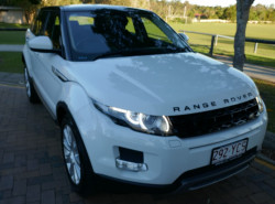 Land Rover Range Rover Evoque SD4 L5
