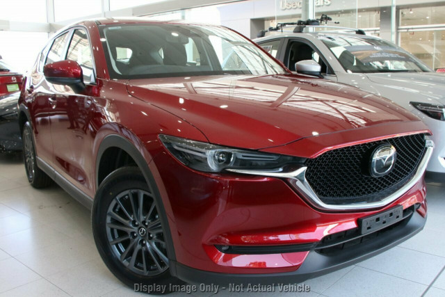 2021 MY20 Mazda CX-5 KF Series Maxx Suv