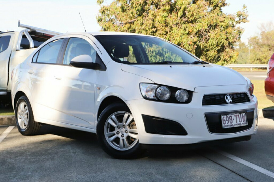 2013 MY14 Holden Barina TM MY14 CD Sedan