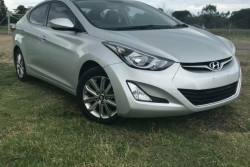 Hyundai Elantra Trophy MD Series 2 (MD3)