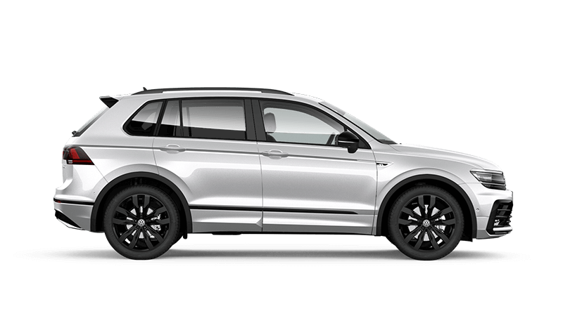 Tiguan Wolfsburg Edition 7 Speed DSG