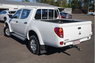 2014 Mitsubishi Triton MN MY15 GLX Utility Image 4