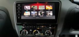 2019 Skoda Octavia NE RS Sedan Sedan Image 5
