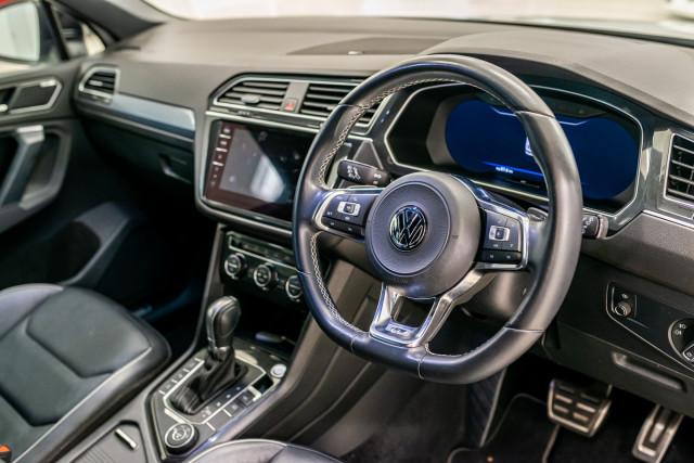 2018 MY19 Volkswagen Tiguan 5N Wolfsburg Edition Suv Image 20