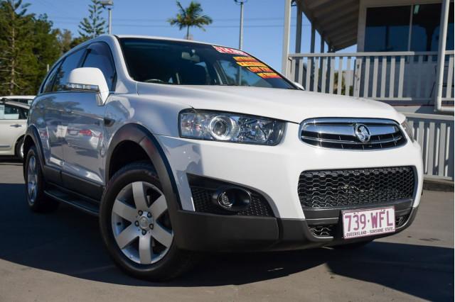 2013 Holden Captiva CG Series II MY12 7 SX Suv