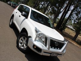 Toyota Landcruiser Prado Wagon GD