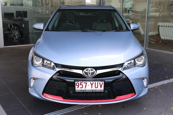 2017 Toyota Camry ASV50R Atara SX Sedan