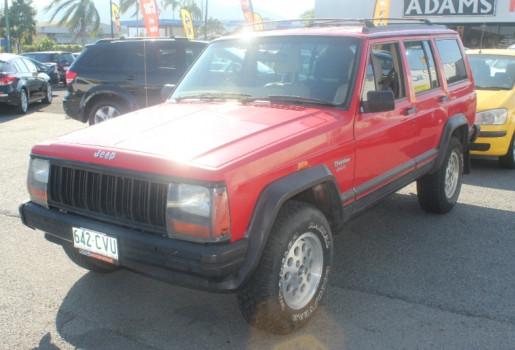 ... 1994 MY95 Jeep Cherokee XJ SPORT Wagon ...