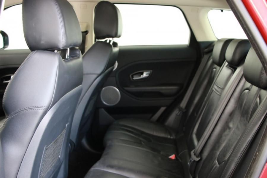 2012 Land Rover Range Rover Evoque L538 MY12 SD4 Suv