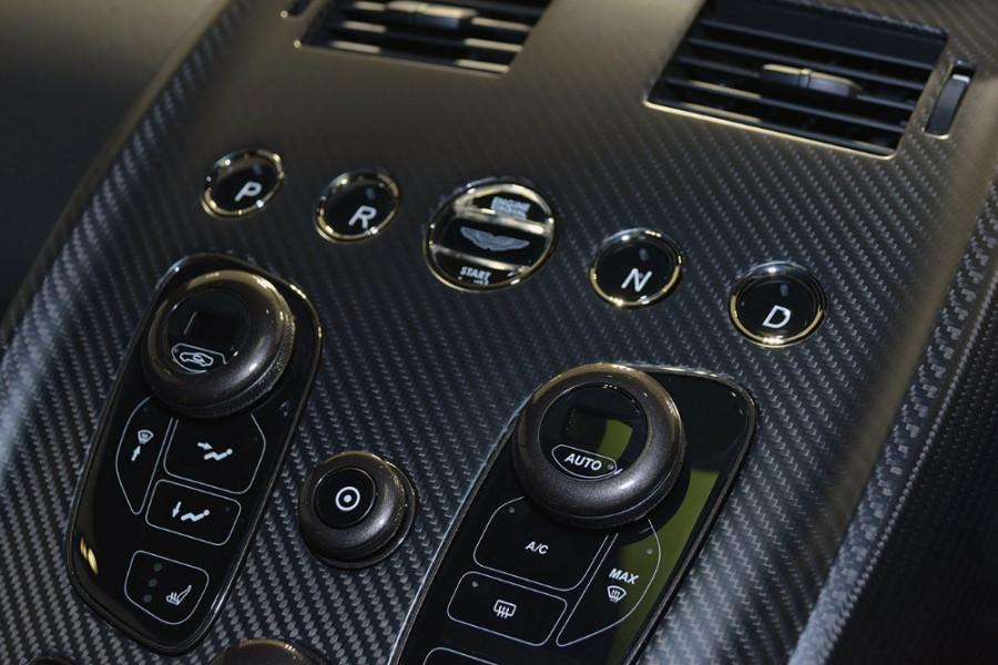 2019 Aston martin Rapide AMR 6.0L V12 8Spd Auto Sedan Mobile Image 20