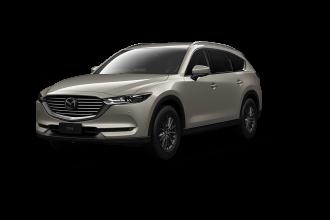 2021 Mazda CX-8 KG Series Touring Suv Image 2