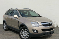 Holden Captiva 5 AWD CG Series II MY